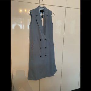 Front Row Shop - Dress / Vest Jacket